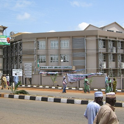 REFURBISHMENT OF ILORIN LIBRARY